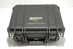 Ultralife Ch0004 2-bay Tactical Battery Charger/ Conditioner For Xx90 Batteries