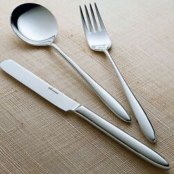 Wilkens Aura High Quality Cutlery Set In 18/10 Stainless Steel 62-tlg