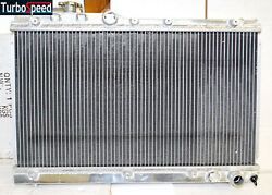 New 2 Rows Aluminum Performance Radiator For 94-99 Toyota Celica Gt4 4wd 3s-gte