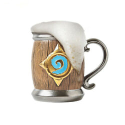 Heroes Of Warcraft Beer Barrel Glass Collectibles Water Mug Bottle New In Stock