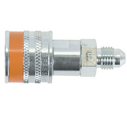 Barfield Static Quick Disconnect Fitting   Orange Dps-350 Dps-400 Dps-1000
