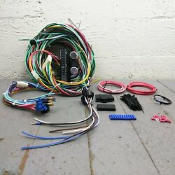 1960 - 1969 Corvair Wire Harness Upgrade Kit Fits Painless Terminal Fuse Block