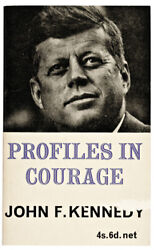 1965-dated Rare Special Presentation Profiles In Courage By John F. Kennedy