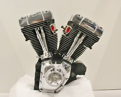 Harley Road King Classic Flhrc 2007 Engine Motor