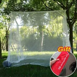 Camping Mosquito Net Dome Outdoor Insect Tent Canopy Indoor Curtain Bag 2020