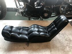 Honda Cb750 Chopper Vintage King And Queen Seat Early 70s