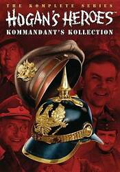 Hogans Heroes - The Complete Series Pack Dvd, 2009, 28-disc Set Acceptable