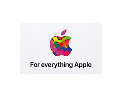 Apple Gift Card Email Delivery