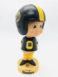 Pittsburgh Steelers Vintage Sports Specialties Bobble 1975 Plastic Nfl Stickers