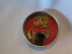 Vintage Mirror-backed Dexterity Game Of Cat And Mouse Japan - Free Shipping