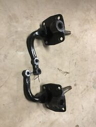 1942-48 Original Ford Spindles Square Back Forged Steel With Steering Arms