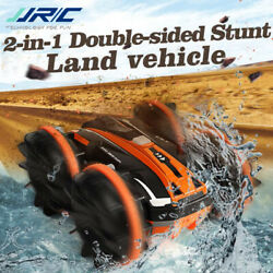 Jjrc Q81 120 2.4g 2-in-1 Double Sided Amphibious 360 Degree Rotation Rc