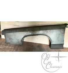 1974 Lincoln Continental Lf Fender D4vy16006a Nos