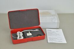 Philips Cpj840j6 Physiological Pressure Transducer W/ Cpj84022 Pressure Dome