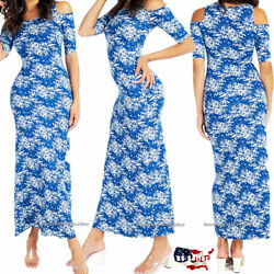 Women Dress Cocktail Maxi Party Evening Beach Sundress Summer Casual Boho $9.99