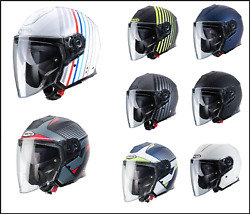 Caberg Flyon Open Face Motorcycle Bike Scooter Jet Helmet  all Color And Size 