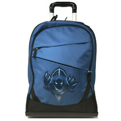 Fortnite School Backpack Trolley Fortnite Official Product Videogame Blue Ps4