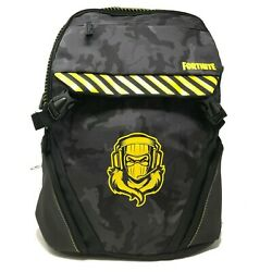 Fortnite School Backpack Organized Fortnite Official Product Ps4 Game Negro