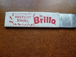 Vintage Brillo Soap Pads Advertising Pacific Handy Cutter/box Cutter