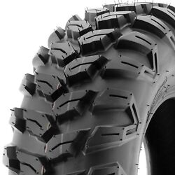 Sunf Replacement 27x9r12 27x9-12 Radial Atv Tire 6 Ply Tubeless A043 [single]