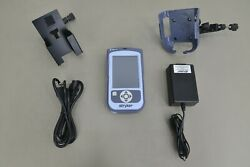 Stryker Snap Ii Handheld Patient Consciousness Monitor 600-5 W/ Power Supply