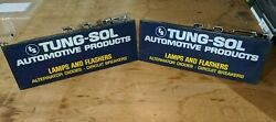 Vintage Tung-sol Automotive Products Lamps Flashers Store Display Books Set