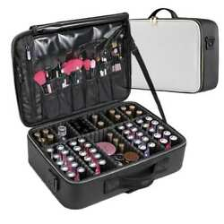Professional Cosmetic Bag Large Capacity Travel Toiletry Makeup Case $22.00
