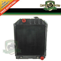 D8nn8005sb New Radiator For Ford Tractor 4500 5000 5100 5200 5600 6600 345c 445+