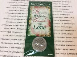 Pocket Card And Token Ganz New In Plastic Sleeve Inspirations Great Gift