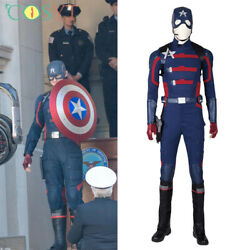 Captain America Cosplay Costume The Falcon And The Winter Soldier Outfits Lot