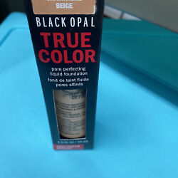 Black Opal True Color Pore Perfecting Foundation- Champagne Beige 1oz 03318 Chb