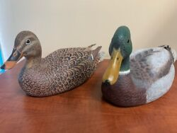 Hand Carved Ducks