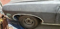 1965 66 67 68 69 70 Impala Caprice Conv Fenders For One Fender Only Price