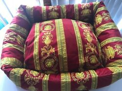 Versace Medusa Bed For Dog Or Cat New Estate Italy Sale