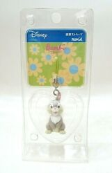 Japan Disney Run#x27;A Cute Bambi Thumper Rabbit Mini Figure Toy Kids Strap Keychain $8.59