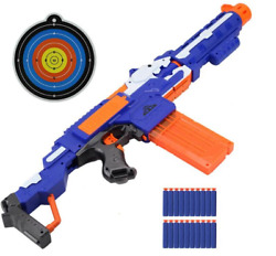 Abs Plastic Outdoor Game Kid Toy Electric Gun Rifle Christmas Gift Free Shipping