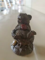 Tim Wolfe Gnome Tom Clark Cairn Emma Hand Signed By Wolfe