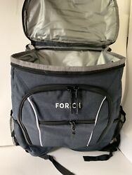 FORICH Cooler Backpack Portable Soft Backpack Coolers Insulated Leak Proof Large $35.81