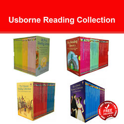 The Usborne Reading Collection Gift Box Set Complete School Pack Early Reader