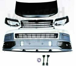 Vw T5 To T5.1 Facelift Conversion Sportline Styling Kit With Lower Splitter