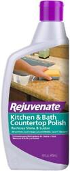 Rejuvenate Kitchen And Bathroom Countertop Polish Brings Back Shine And Luster New