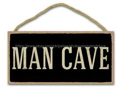 Antique Style Wall Decor Bedroom Man Cave Wood Sign