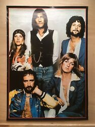 XLarge Fleetwood Mac 1976 dorm poster Stevie Nicks