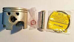 Nos New Old Stock Pro Parts 2530s Stbd-.030 Mercury 2.5l Top Guided Piston