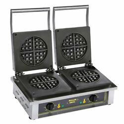Equipex Ged75 Waffle Maker / Baker