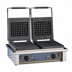 Equipex Ged20 Waffle Maker / Baker