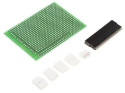 Phoenix Contact Perfboard With Socket Strip For Prototyping Electronic Circuits