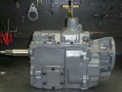 Chevy Nv4500 5-speed Transmission / Cryogenically Treated And Dyno Tested