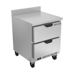 Beverage Air Wtrd27ahc-2-fip 27 Work Top Refrigerated Counter
