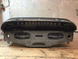 Vintage 1958 Chevy Impala - Bel Air Dash Cluster Speedometer As Is Untested